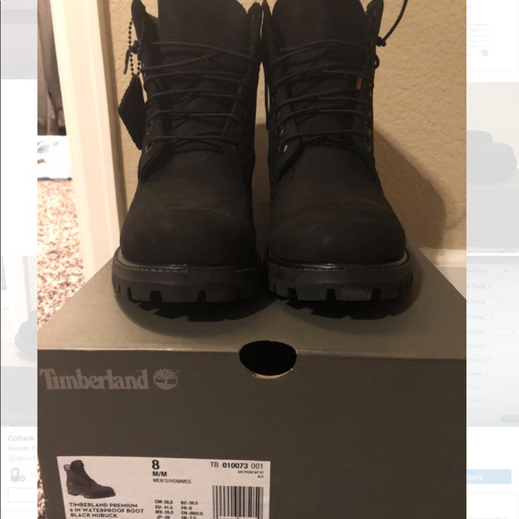Timberland Shoes | Men Black S Boots